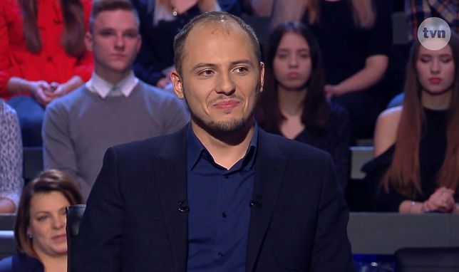 Cezary Ołowski jest farmaceutą. Rok temu był właścicielem burgerowni
