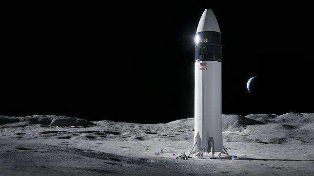 Elon Musk wyśle ludzi na Księżyc