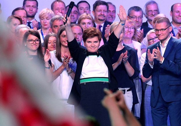 Beata Szydło: biorę odpowiedzialność za przedstawiony program