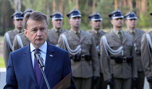 """Mariusz Błaszczak ogłasza sukces. """"Kongres USA wyraził zgodę na sprzedaż Polsce 32 samolotów F-35"""""""