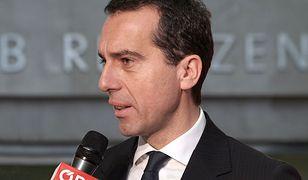 """Kanclerz Austrii krytykuje Polskę. """"Mamy w domu podpalaczy"""""""