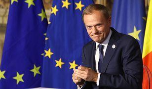 Donald Tusk ma poparcie unijnych decydentów