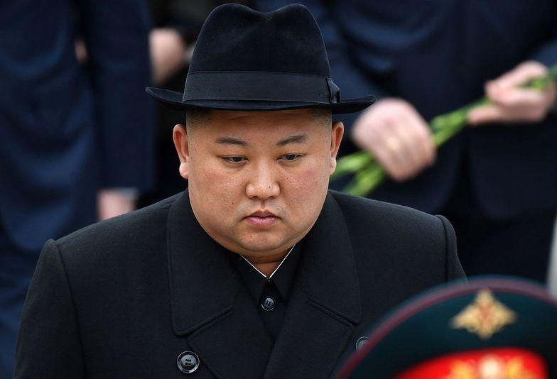 Zostały po nim tylko buty. Tragiczna pomyłka urzędnika w Korei Północnej