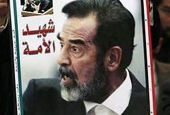 1. rocznica śmierci Saddama Husajna