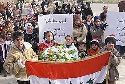 Irakijczycy uczcili pierwszą rocznicę śmierci Saddama