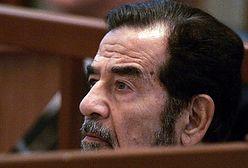 Saddam blefował ws. broni, bo się bał