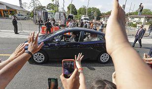 Papież w Panamie przebywa z okazji Światowych Dni Młodzieży