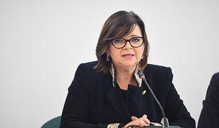 Posłanka PO Izabela Leszczyna otrzymała list z pogróżkami