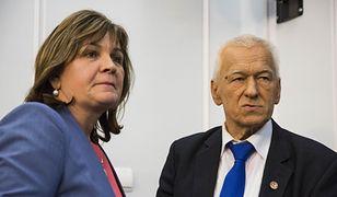 Małgorzata Zwiercan uważana jest za zaufaną współpracowniczkę Kornela Morawieckiego