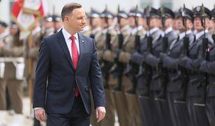 Andrzej Duda wręczy awanse na stopnie generalskie w sobotę