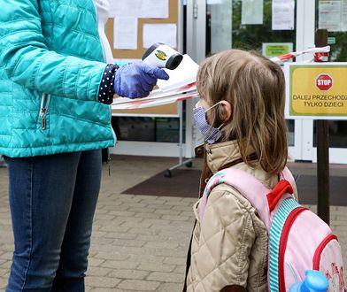 Dzieci mogą czuć się zdezorientowane
