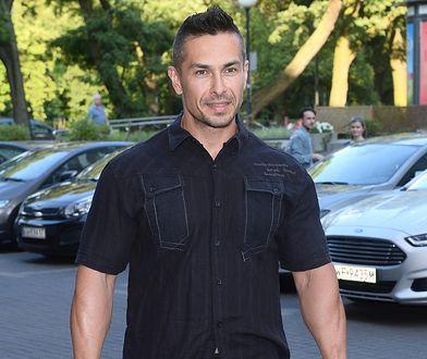 Marcin Łopucki ma trójkę dzieci