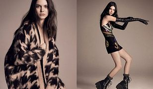 "Kendall Jenner w ""Vogue Japan"""
