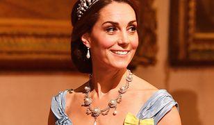 Media sugerują, że księżna Kate choruje na bulimię