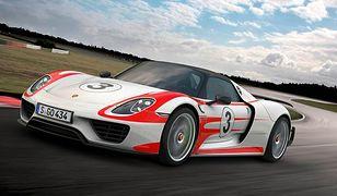 Porsche 918 Spyder z osiągami lepszymi od spodziewanych