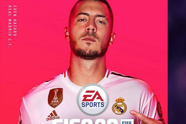 FIFA 20: Eden Hazard na okładce Standardowej Edycji gry