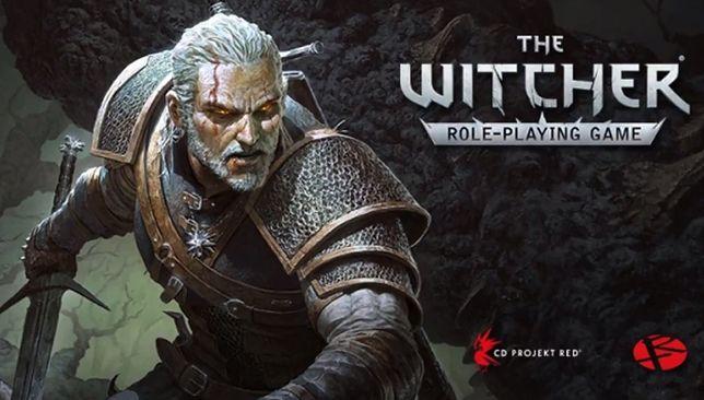 The Witcher: Role-Playing Game. Papierowa gra fabularna w uniwersum Wiedźmina