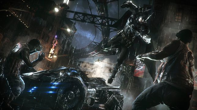 Batman: Arkham Knight - jedna z darmowych gier w PS Plus na wrzesień