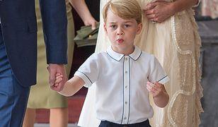 Mały książę George nie chce zbyt wielu prezentów