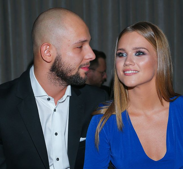 Agnieszka Kaczorowska wrzuciła romantyczny filmik na Instagram
