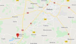 Tragedia w Orońsku. Apel policji