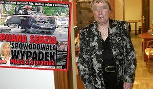 Sędzia Beata B. nadal jest zatrudniona w Sądzie w Siemianowicach Śląskich