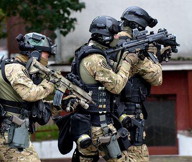 Lublin. Kontrterroryści zatrzymali zawodnika MMA (zdjęcie ilustracyjne)