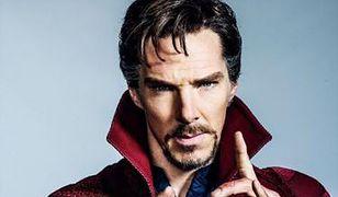 Benedict Cumberbatch fot. Marvel