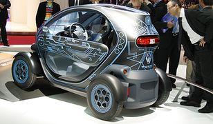 Paryż 2010: Przyszłość to samochody elektryczne!