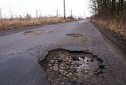 Polski sposób na łatanie dziur w drogach
