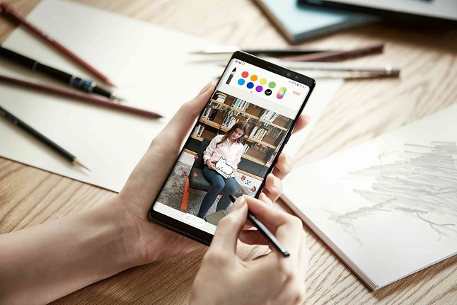 Samsungi z serii Note to w praktyce jedyna propozycja na rynku dla użytkowników ceniących obsługę rysikiem i najwyższą wydajność.