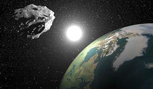 Asteroida będzie bardzo blisko Ziemi