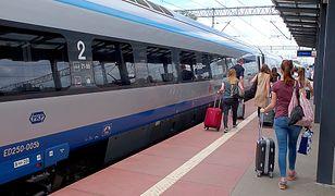 Pendolino dojedzie z Warszawy do Gdańska w 2,5 godziny