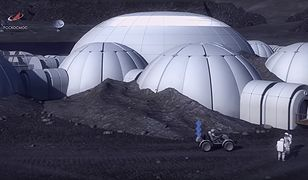 Tak może wyglądać księżycowa baza Rosjan
