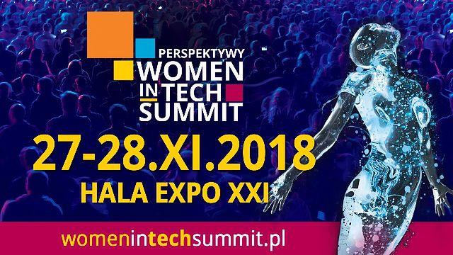 Perspektywy Women in Tech Summit – ponad 1000 kobiet w technologiach w Warszawie już w listopadzie