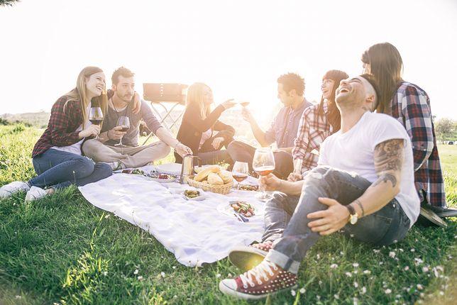 Piknik na majówkę