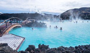 Relaks w gorących źródłach