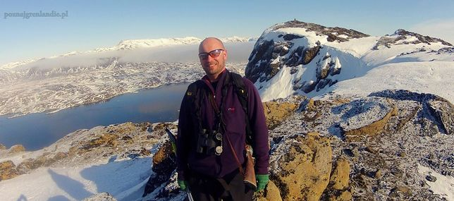 Adam Jarniewski swoją przygodę z Grenlandią zaczął w 2006 r.