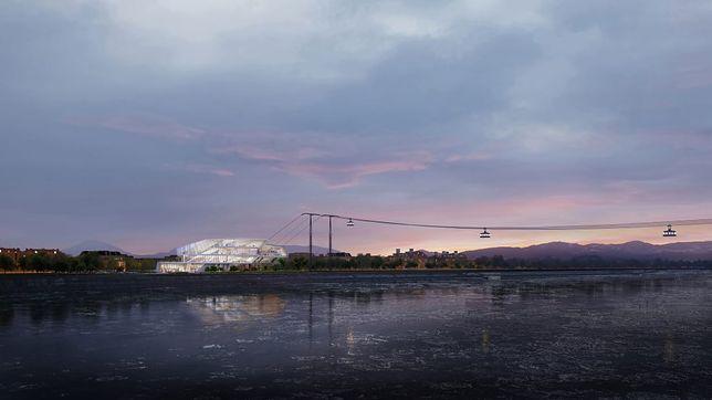Wciąż nieznana jest firma, która zajmie się realizacją projektu po chińskiej stronie rzeki