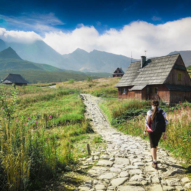 Gdzie w góry na wakacje w Polsce