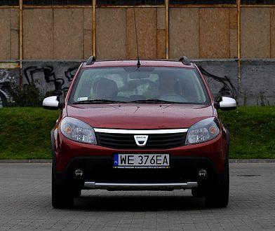 Dacia Sandero I - budżetowy hatchback