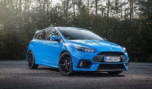 Ford Focus RS: znamy szczegóły techniczne