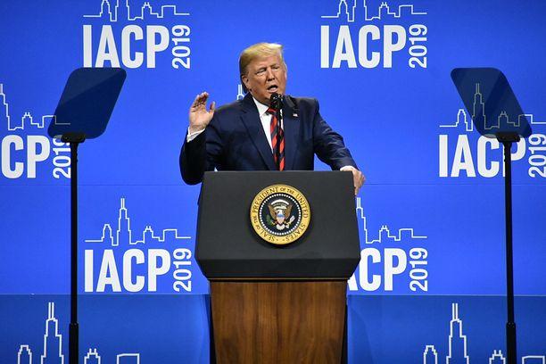 USA. Donald Trump skomentował nałożenie na niego blokady w mediach społecznościowych