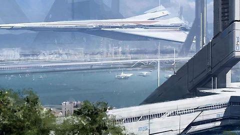 Mass Effect. Architektura sięga gwiazd? [BLOG]