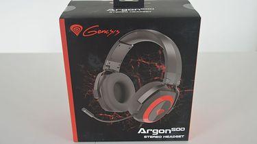Genesis Argon 500 — słuchawki stereo dla graczy