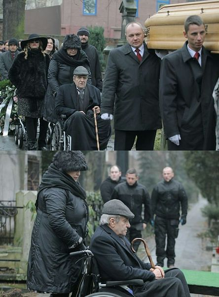 Pogrzeb Wiktora