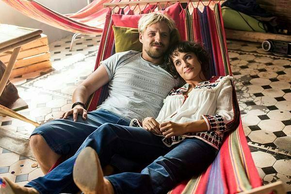 """""""7 rzeczy, których nie wiecie o facetach"""": Aleksandra Hamkało o swojej ciąży na planie filmu [WIDEO]"""