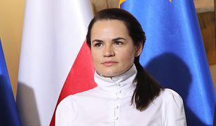 Białoruś. Swiatłana Cichanouska twierdzi, że Białorusini nie będą już akceptować Aleksandra Łukaszenki