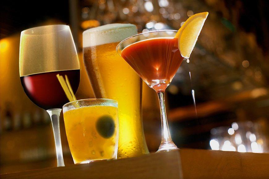 Alkohol także spowalnia metabolizm