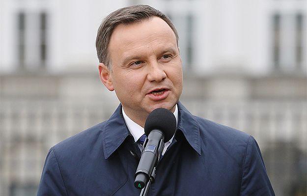 #dziejesienazywo Janina Jankowska: Andrzej Duda dojrzewa do roli prezydenta